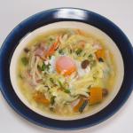 何でも野菜のスープ