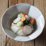 野菜の塩麴漬け